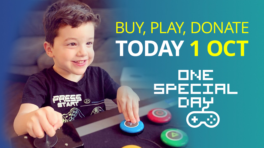Buy, play and donate today!